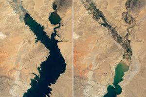 Read more about the article Lake Mead spada do rekordowo niskiego poziomu