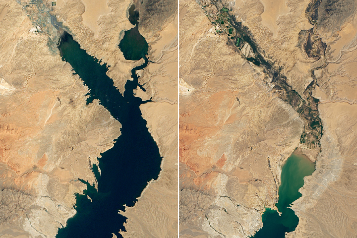 You are currently viewing Lake Mead spada do rekordowo niskiego poziomu
