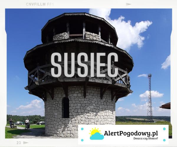 Read more about the article Prognoza pogody – Susiec