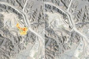 Read more about the article Mapowanie emisji metanu w Kalifornii