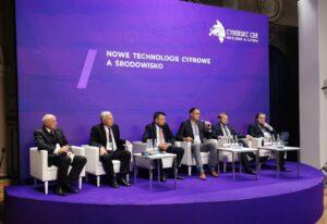 "Read more about the article Konferencja ""Europejskie Forum Cyberbezpieczeństwa CYBERSEC"""