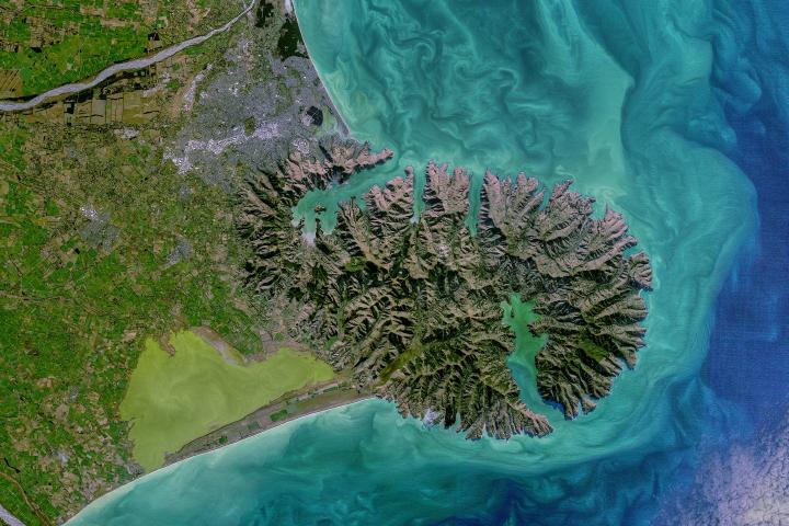 Read more about the article Kolor wybrzeża w Nowej Zelandii