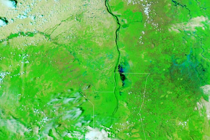 You are currently viewing Powodzie wzdłuż Białego Nilu