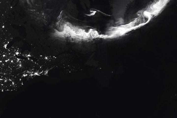 You are currently viewing Zorza polarna ogłasza cykl słoneczny