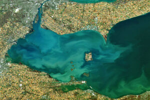 Read more about the article Cmentarz statków w jeziorze Erie