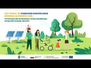 Read more about the article Poznaj efekty realizacji projektów współfinansowanych z funduszy europejskich w sektorze energetyka