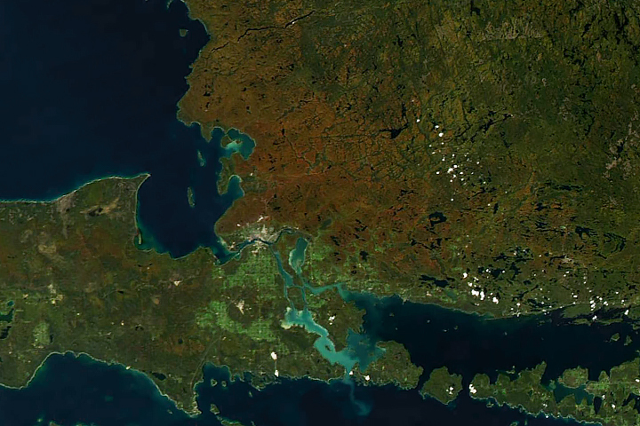 You are currently viewing Jesień w Sault Ste. Marie