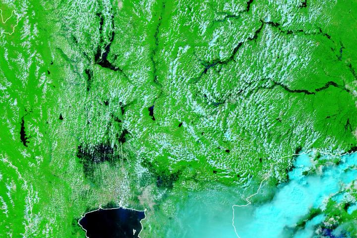 Read more about the article Tajlandia zalana przez monsunową powódź