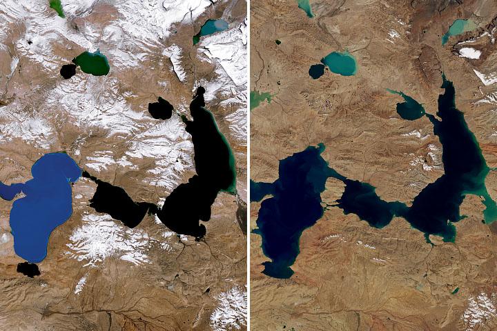 Read more about the article Kurczące się lodowce i rosnące jeziora